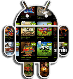 android casino games for Aussies