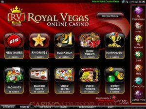royal vegas online casino gamesfor au players