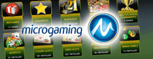 microgaming casino gam,es for Aussie players