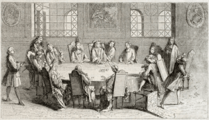 history of baccarat