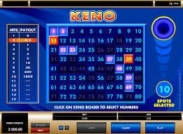 Keno Online Org