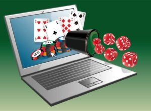 Anthony Robinson warns about the dangers of online betting