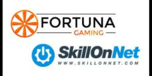SkillOnNet partners FortunaGaming