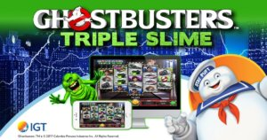 IGT launches a new Ghostbusters