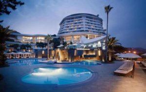 Jeju Shinhwa World casino in Business