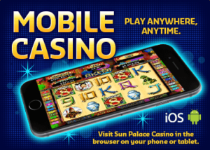 Sun Palace Mobile Casino