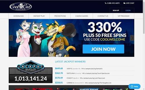 Cool Cat Reviews & Ratings – Get US$3000 Welcome Bonus